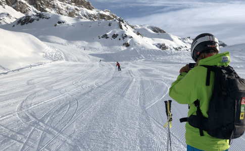 ABOUT THE WARREN SMITH SKI ACADEMY