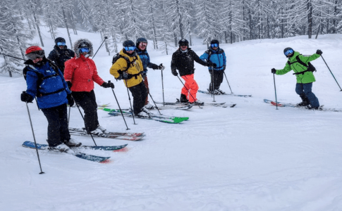 SEASON LONG SKI LESSONS
